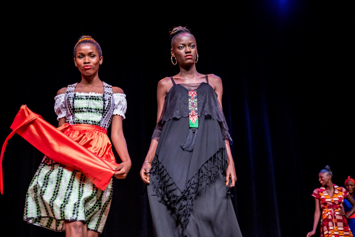 Benvenuti alla Dakar Fashion Week