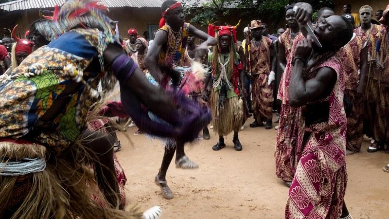 Boukout: l'iniziazione segreta nei boschi sacri della Casamance