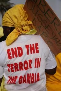 fine dittatura gambia