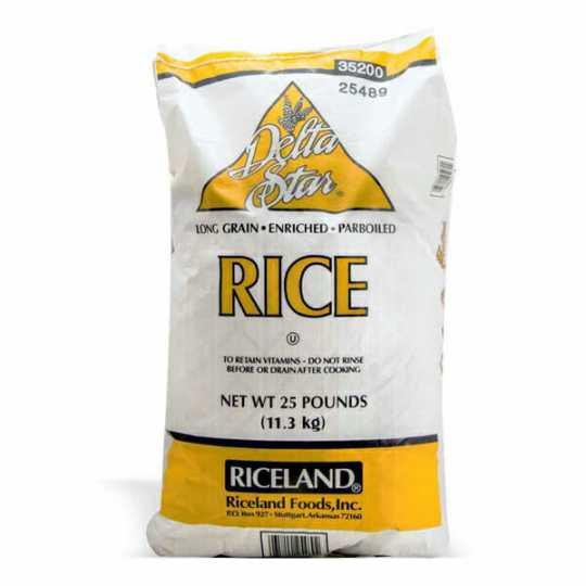 Delta Rice Box