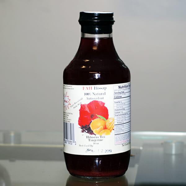 FAH TEA Original Hibiscus Tea
