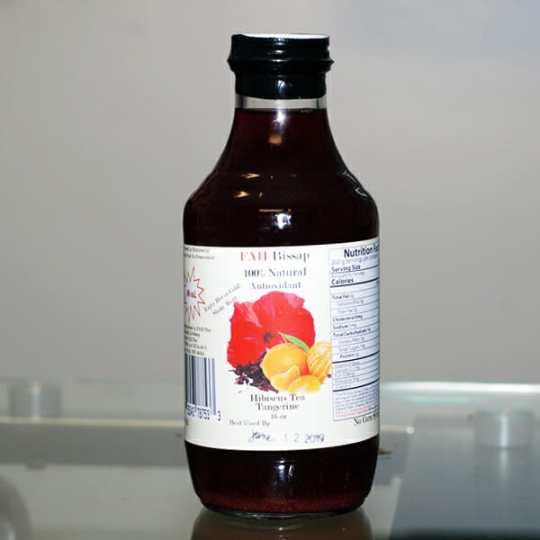 Fah Tea Tangerine Hibiscus Tea