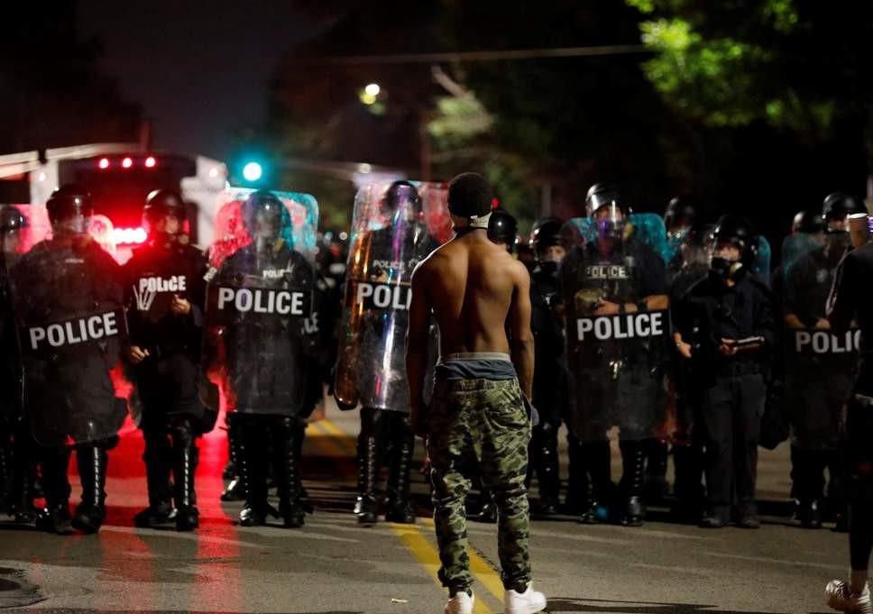 police killing USA