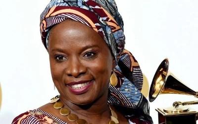 Angélique Kidjo (Benin)