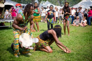 """""""Cameroon Dancing"""" by Kurayba is licensed under CC BY-SA 2.0"""