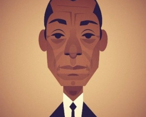 James Baldwin illustrated by Stanley Chow