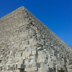 pyramid stones by Serge Owona Egypt