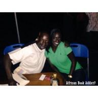 Finally met Binyavanga Wainaina!