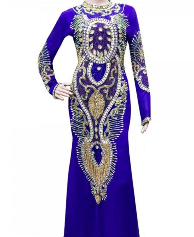 African Attire Women Design Party Wear Gorgeous Abaya