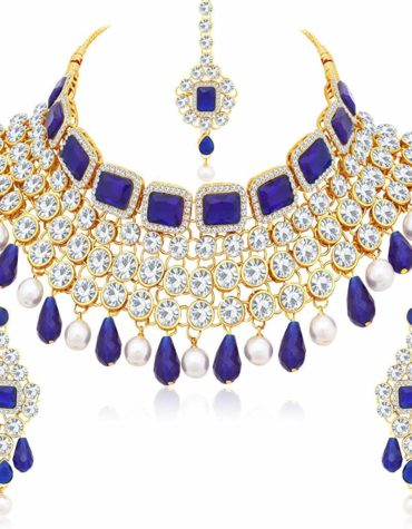 Bridesmaid Wedding & Engagement traditional Jewellery Set for Women