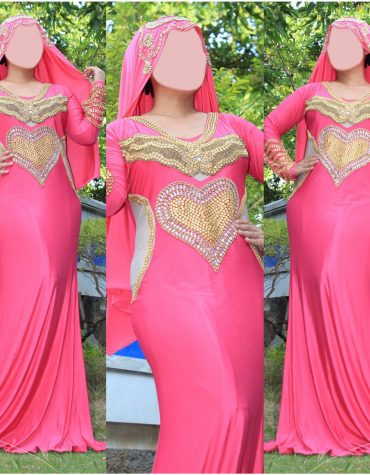 Moroccan Kaftan Abayas for Women Dubai Kaftan Modern Muslim Attire Evening Gown