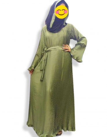 Formal Imported Soft Nida Fabric Long Dubai Muslim Premium Abaya for Women