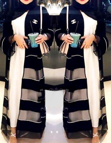 Elegant Soft Nida Fabric Long Sleeve Dubai Jacket Designer Abaya for Women