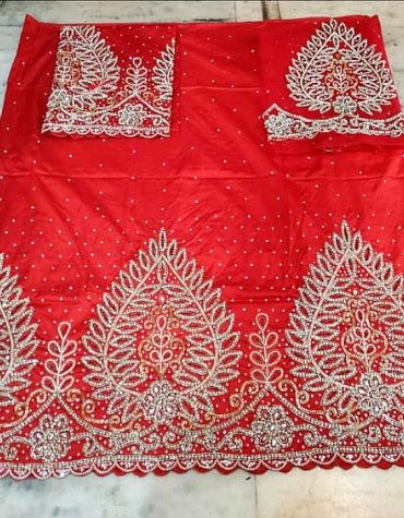 African George dress for women Stone Red George designer Dress for Women Dubai