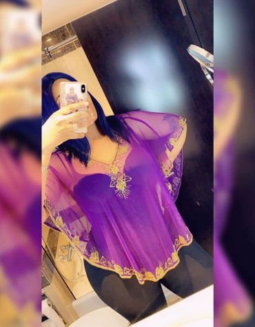 Evening Purple Poncho Shrug top Embroidery Designs Beaded work Tulle Fabric Women