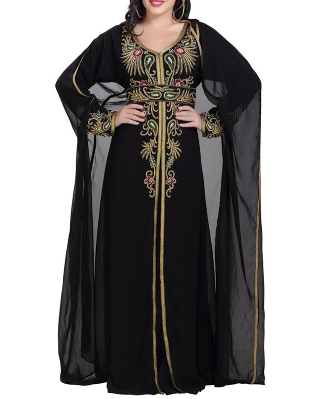 African Abaya Dubai Party New Style Evening Wedding Gown Dresses for Women