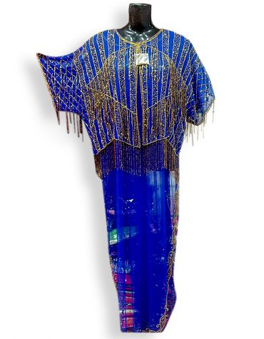 African Princess With Gown Dresses for Women Muslim Party Kaftan Dubai