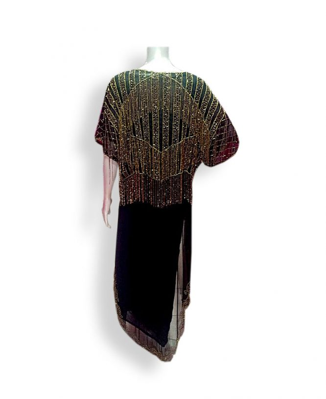 African Black made Shrug New Dresses for Women Dubai Party Wear 2020