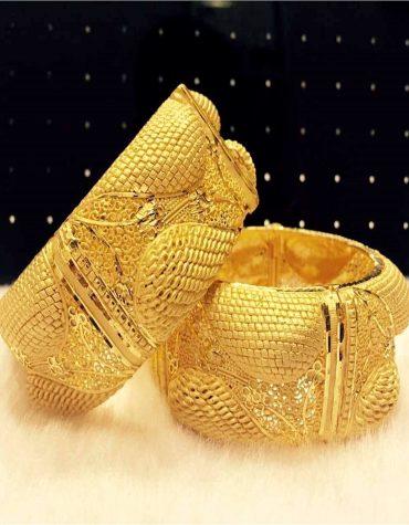 Latest gold Bangles designs | Bridal Gold Bangles designs