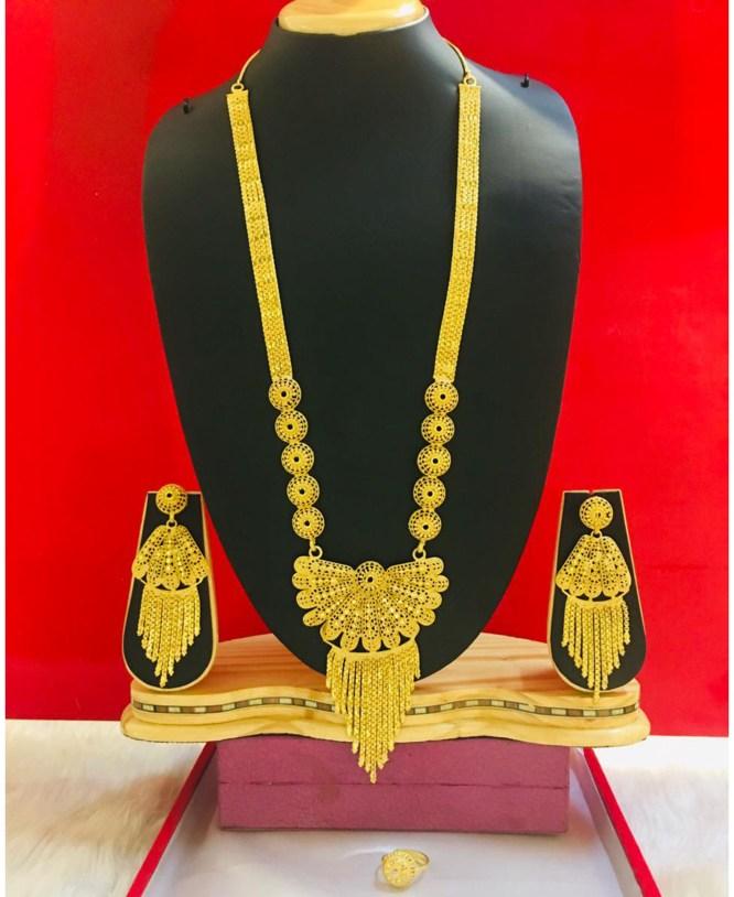 Arabic Style Long Designer Jewelry For Women
