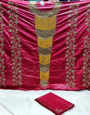 Best Style Grand Boubou Getzner Bazin