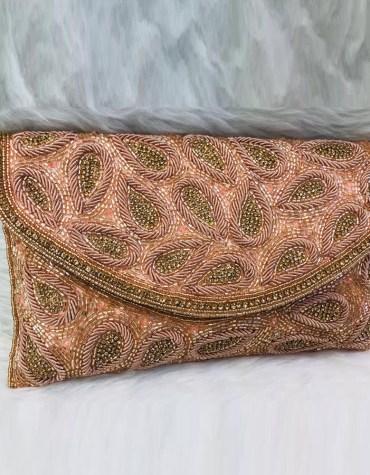 African Zari Bags & Dubai For Women Clutch by Mochishoes