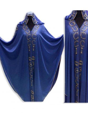 African Muslim dresses New for women Formal Hijab for Dubai Burqa