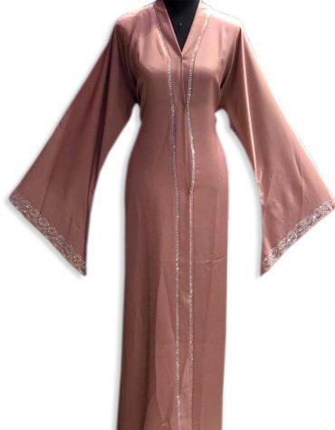 African Attire Beaded Elegant Dubai Women Muslim Formal Burqa