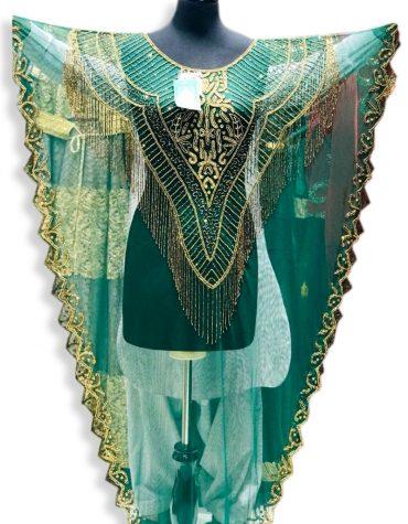 African Long Moroccan Wedding Guest Formal Dubai dresses for women