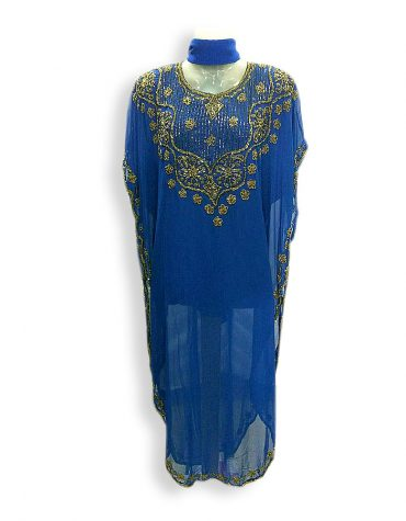 African Kaftan Long Sleeve Moroccan Wedding Guest Formal Dubai dresses for women