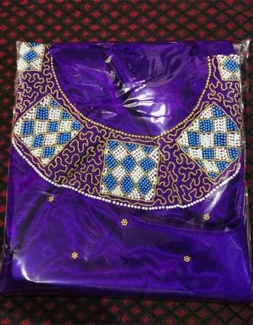 New Dubai Attire Designer For Wedding Satin Dresses Material Fancy Wear For Women