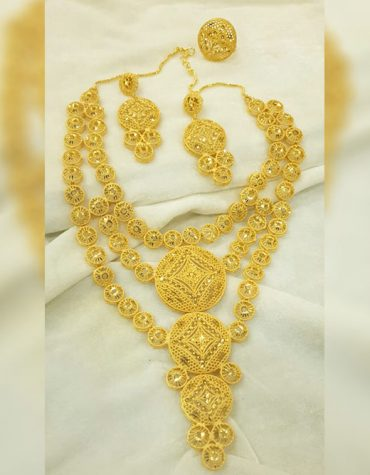Unique Fashionable And Trendy African Designer Necklace Jewelry For Women