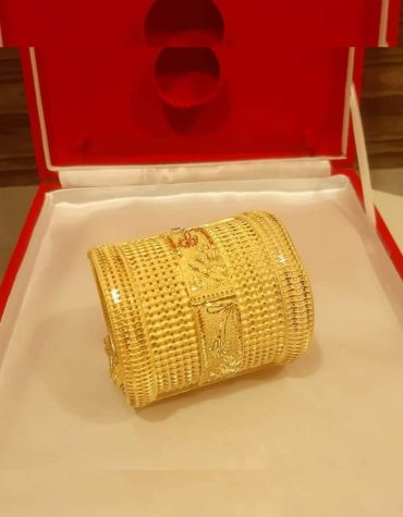 Premium Fashionable African Design Evening Party Trendy Bangles For Women