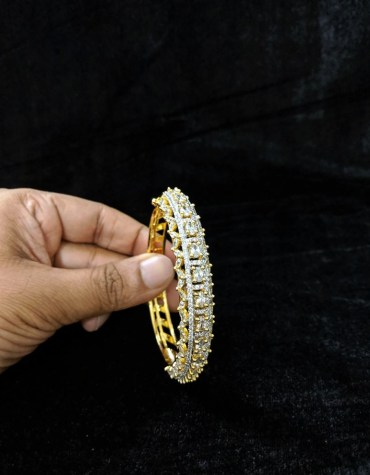 Latest Designs And Trendy Zicronia Bracelet Jewellery for Women Party Wear
