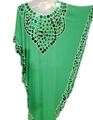 Beach Cover Evening Party Wear Cape Dress For Women