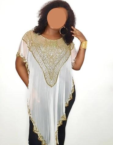 Trendy & Fancy Cover up Evening Crystal Beaded Abaya Women Dubai Kaftan