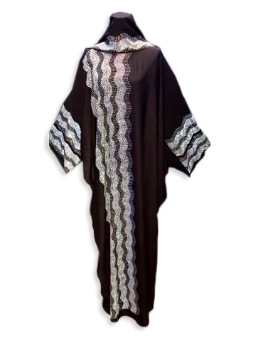 New Arrived Fancy and Premium Quality African Trendy Party Wear Abaya