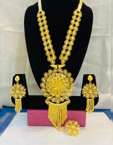 Latest Designer Trendy Necklace For Party Or Traditional Wear African Jewellery For Women