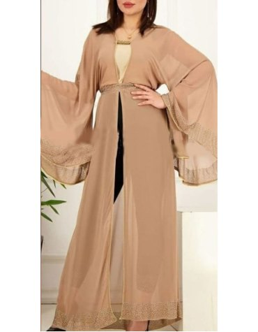 New African Attire Jacket Party Wear for Women For Wedding Dubai Long Shrug