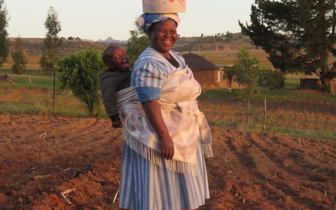 A Day In The Life Of Mosotho Women: Stories of Strength and Responsibility