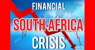 Video & Audio: S.Africa: A quick look at some economic collapse