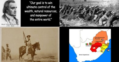 Video & Audio: S.Africa: A meeting of the Boers to discuss the future & freedom