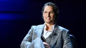 Matthew McConaughey Motivational Speech At University of Houston
