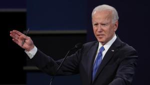 Joe Biden Leading In Pennsylvania
