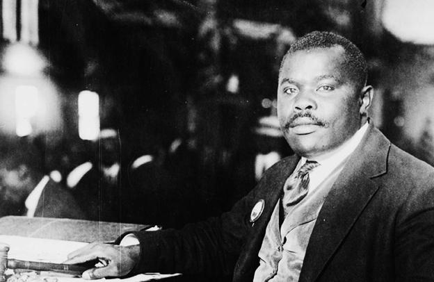 Marcus Garvey Addresses The Second UNIA Convention, 1921