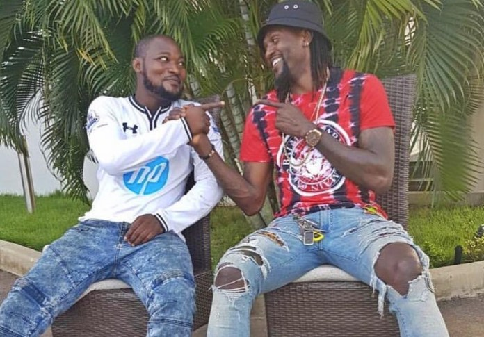 Footballer Adebayor Sets Funny Face Up With Another Gift