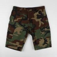 Camo shorts... very popular