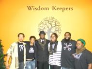 THE GRIOT PROJECT: East End Neighborhood House community performance- Missing this brother - Rest in Peace Ghost (the bearded poet)