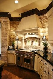 I'd become a gourmet chef in this kitchen!
