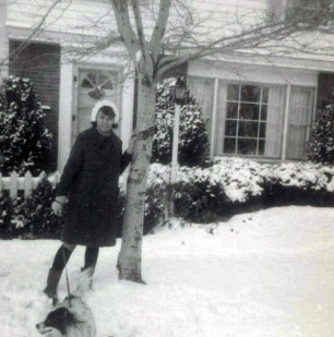Draper in Cleveland at age 14